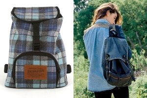 Pendelton & Urban outfitters backpack